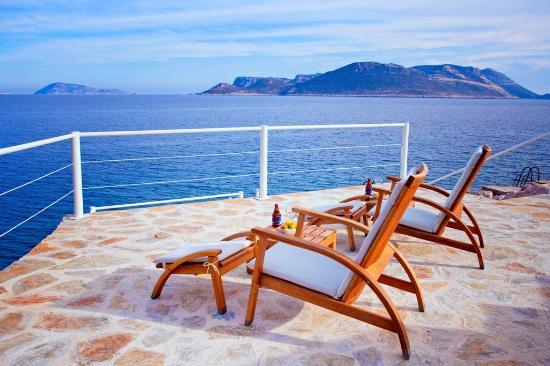 Olea Nova Hotel: Sea Platform