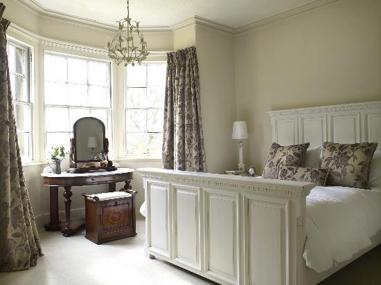 Alstonefield, UK: Master bedroom