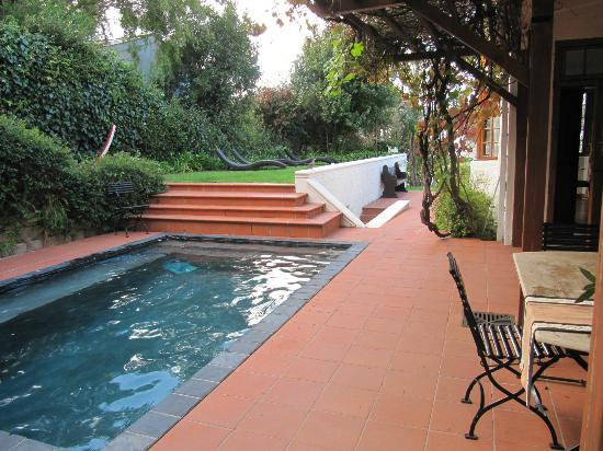 Small Pool Garden Area Picture Of Acorn House Cape Town Central Tripadvisor