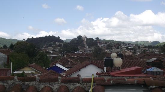Hostal Tata Inti: vista desde terraza