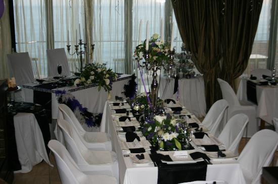 Wedding at The Alexander in June 2012