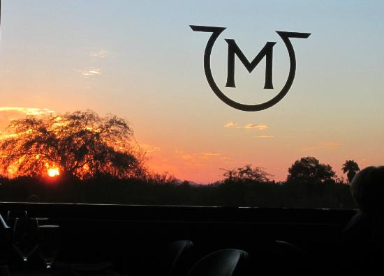 Mastro's Steakhouse: Window View