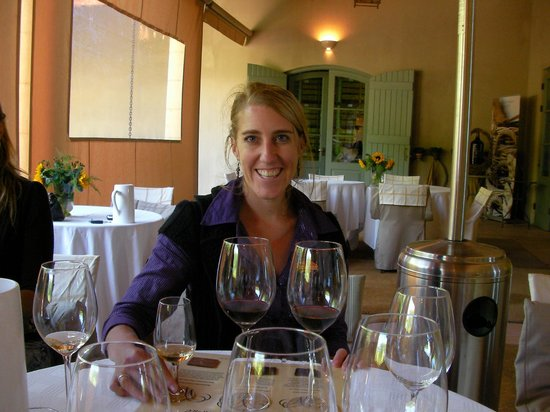 Camino Wine Tours: Antoinette at Waterford Estate