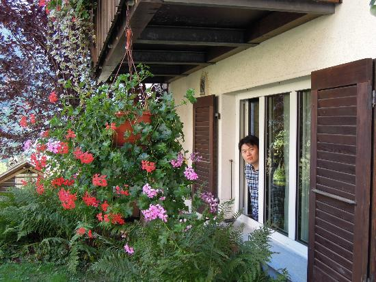 Haberdarre: A room with beautiful flower
