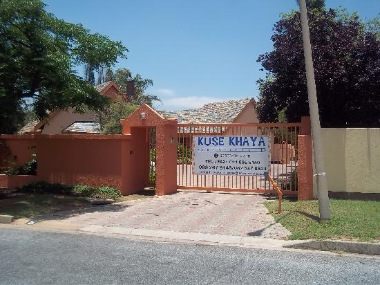 Kuse Khaya Guest House : Home Away From Home