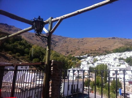 Restaurante Nuevo González: Vistas terraza superior