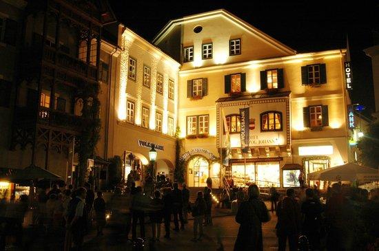 SPA Hotel Erzherzog Johann: Aussenansicht