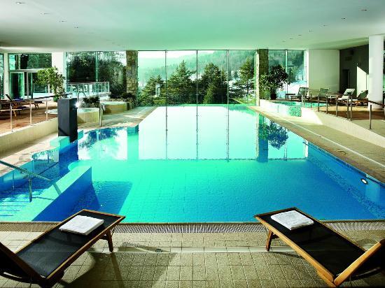 Hotel Spa Dr Irena Eris Krynica Zdroj : SPA Centre - Swimming pool