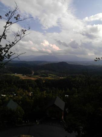 Gatlinburg Falls Resort: Our View