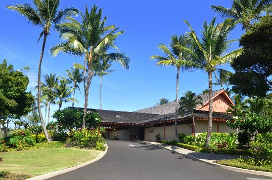 Kauai Coast Resort at the Beachboy: Hotel entrance