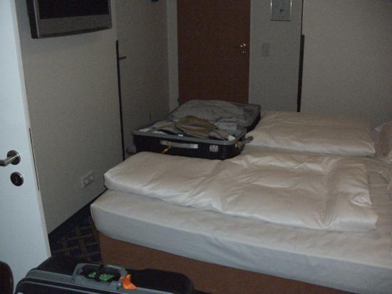 Hotel Stella Maris: Kein Platz um aus zu packen