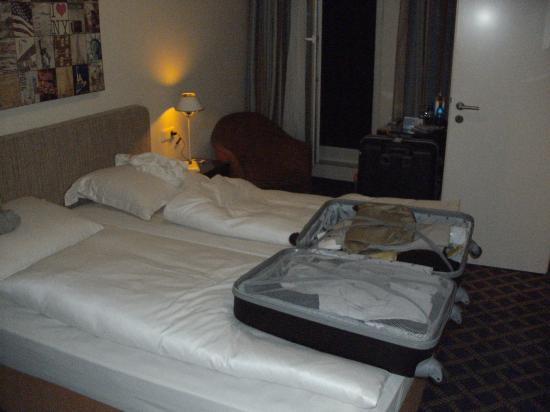 Hotel Stella Maris: 2er-Zelle sehr sehr klein