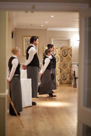 The Westwood Hotel: The wonderful Westwood staff... 