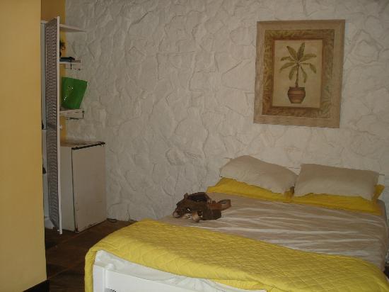 Pousada Solar da Praia: Interior do quarto