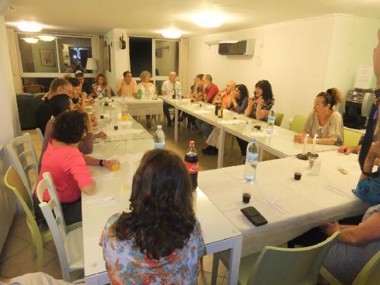 إيدن جيرسوليم هوتل: Yossi Bar Zvi' group