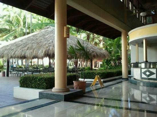 Grand Palladium Punta Cana Resort & Spa: loby del palace