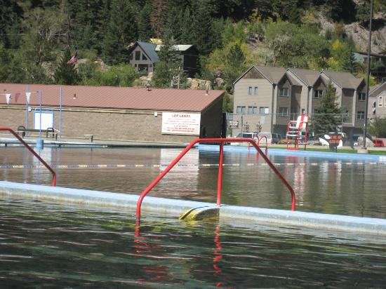Ouray Hot Springs Pool: Ouray Hot Springs