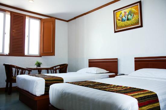 DG Grami Hotel: Standard Twin Room