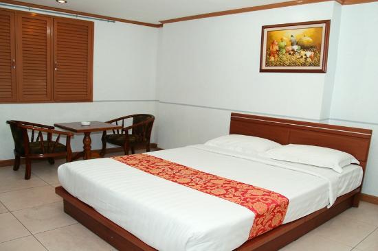 DG Grami Hotel: Standard Double Room