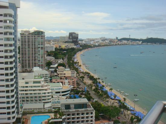 ‪‪Holiday Inn Pattaya‬: view from the room