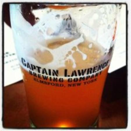 Captain Lawrence Brewing Company: good till the last drop