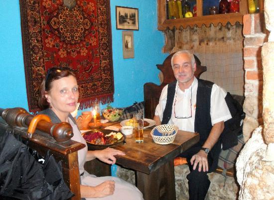 Chlopskie Jadlo: Rincon tranquilo para cenar