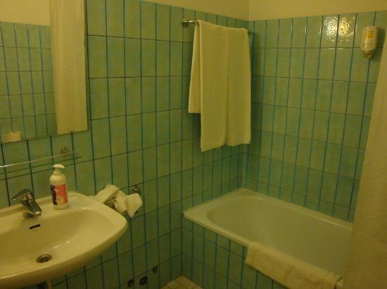 Hotel Beau Site: mental asylum chic!
