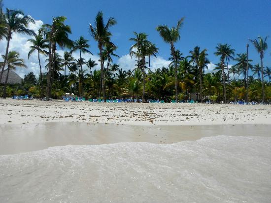 Hotel Riu Bambu: Beach
