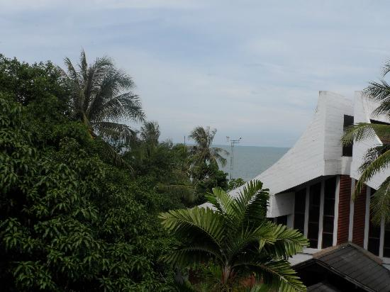 The Regent Cha Am Beach Resort: View from room 1426