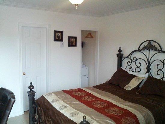 Motel Ritz: room overview