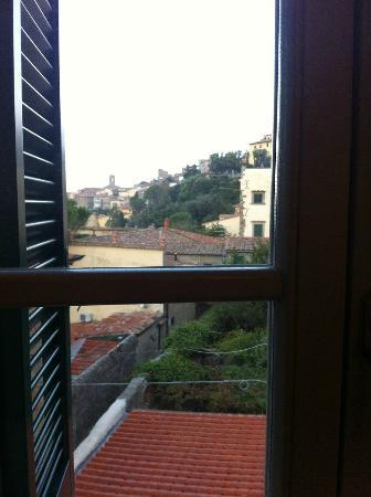 Villa Marsili: view