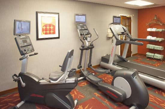 Residence Inn Asheville Biltmore: Newly Renovated Fitness Center