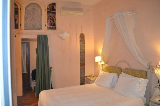 Hotel Davanzati: Our master suite