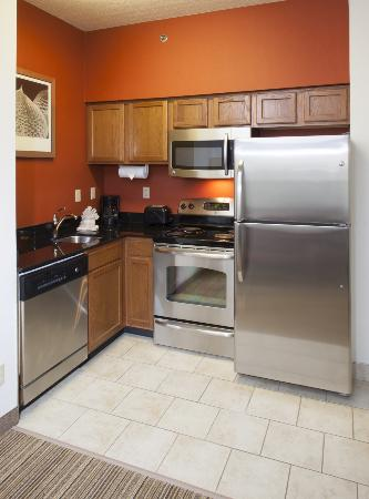 Residence Inn Asheville Biltmore: Newly Renovated Kitchen