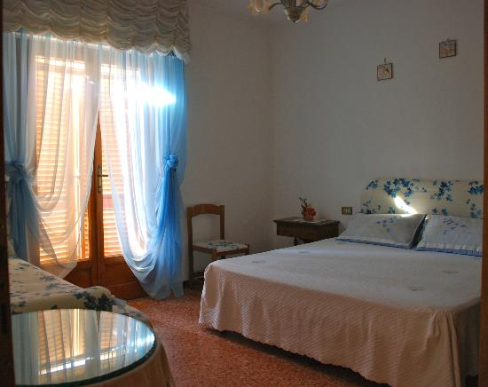 Bed and Breakfast Il Girasole: Camera Edera