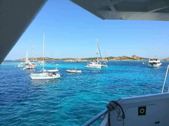 Navetta Sea Star : Bocche di Bonifacio dalla Sea Star