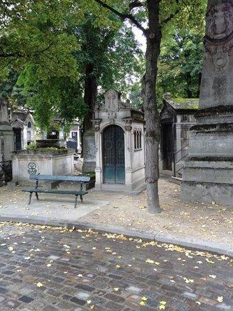 Cimetiere St-Vincent