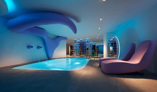 La nostra Spa - Picture of Le Terrazze Hotel & Residence, Villorba ...