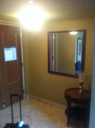 The Read House Historic Inn And Suites: entrance/foyer
