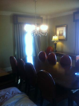 The Read House Historic Inn And Suites: another view of dining room