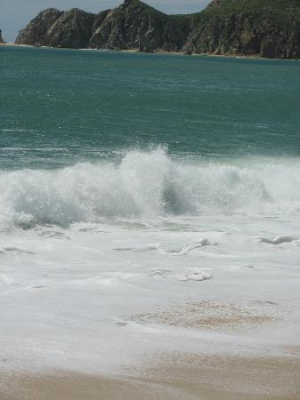 Hotel Riu Santa Fe: Beach