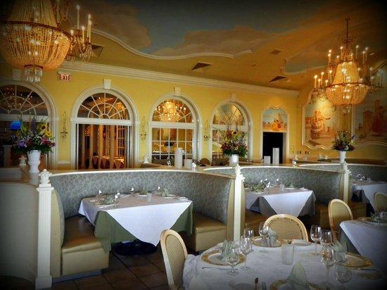 Capriccio S Dining Room Picture Of Capriccio Atlantic