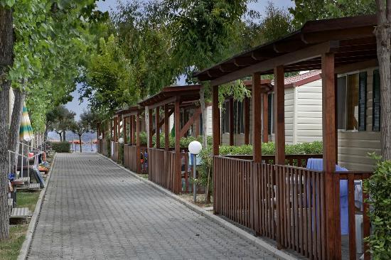 Villaggio Europa: Case Mobili
