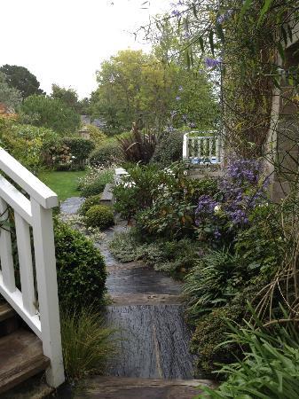 Hotel Le Lodge Kerisper : Garden