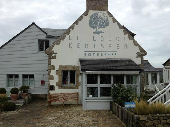 Hotel Le Lodge Kerisper : Hotel