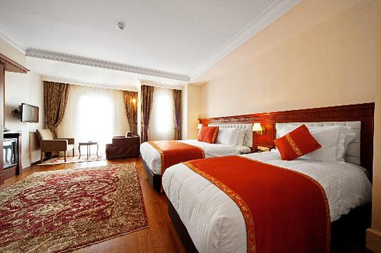 Aren Suites: Superior Double Room