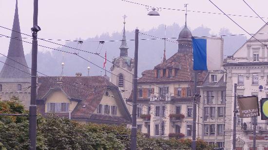 Luzernerhof Hotel: Alrededores del hotel