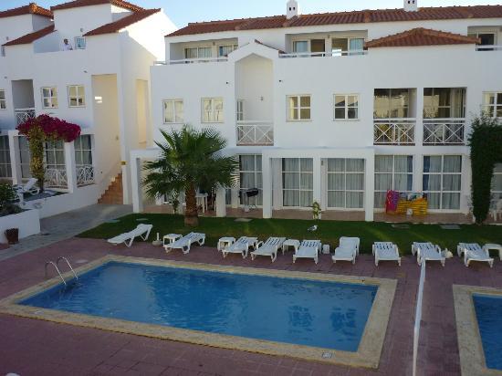 Ouratlantico Apartamento Turisticos: From balcony