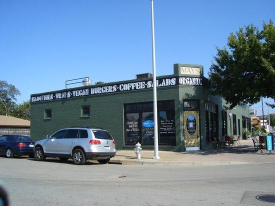 Fort Worth S Only Totally Vegan Restaurant Review Of Spiral Diner Bakery Tx Tripadvisor