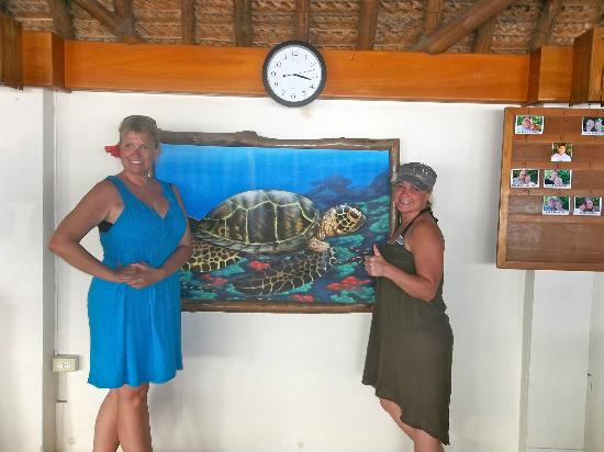 Turtle Island Resort: We love Turtle Island